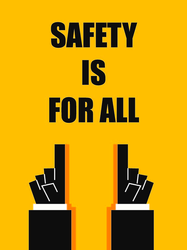 Safety is for all image